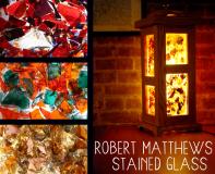 Featured Artist banner for Robert Matthews, 2012.